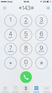 Globe電話143