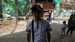 セブ動物園(Cebu Zoo)蛇