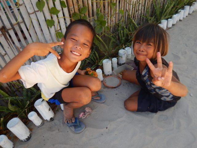 ヒルトゥンガン島 島民