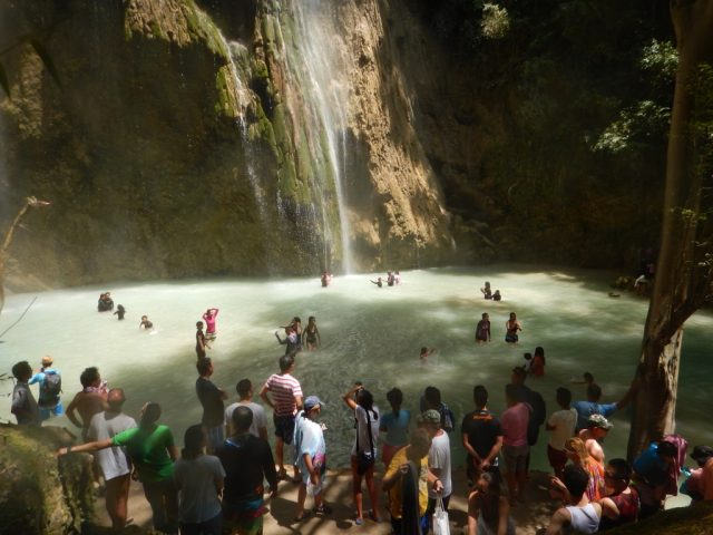 トゥマログ(Tumalog)滝