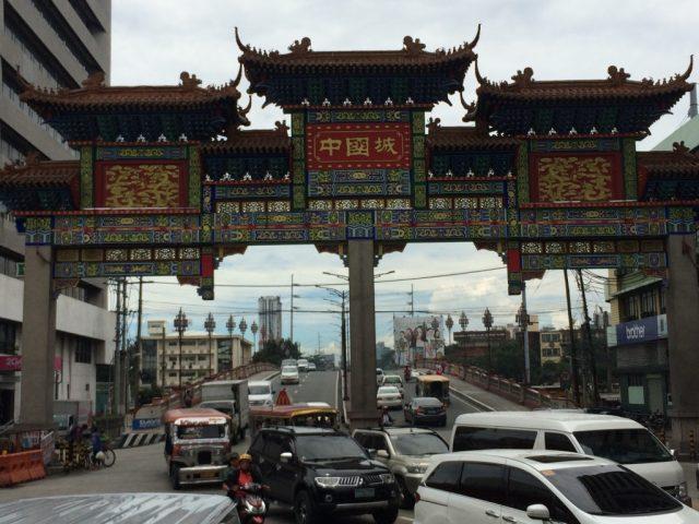 マニラ チャイナタウン Chinatown