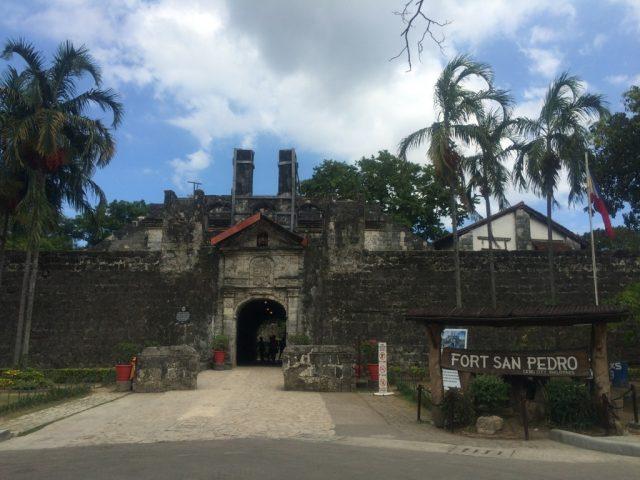サンペドロ要塞(Fort San Pedro)