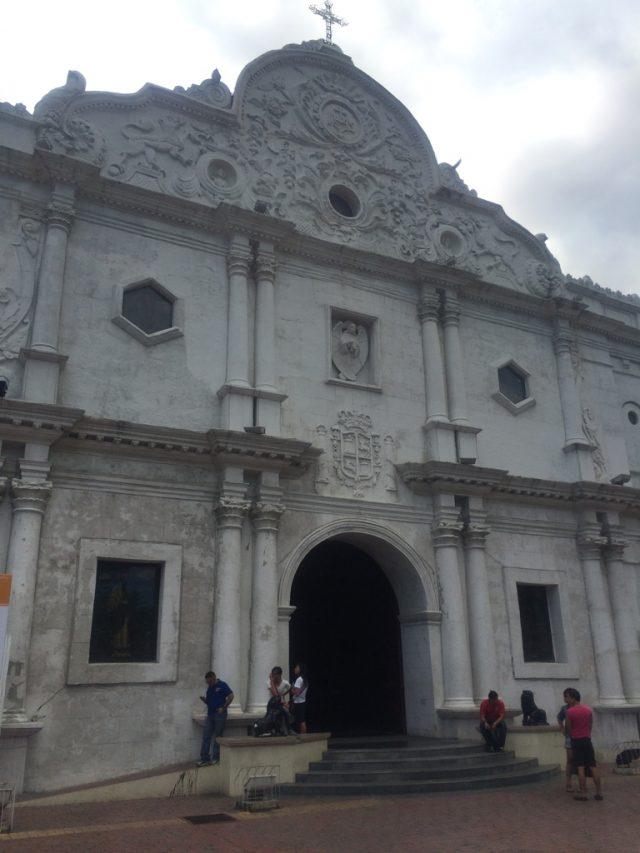 サントニーニョ教会(Santo Niño Church)