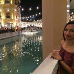 ベニスグランドキャナルモール ( Venice Grand Canal Mall マニラ)