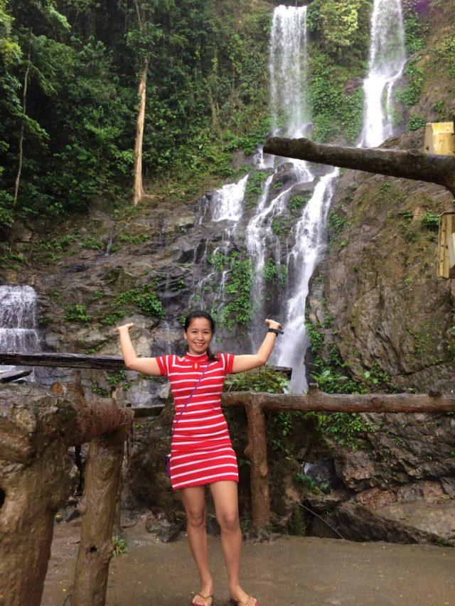 プエルトガレラ タマラオの滝 マングローブ