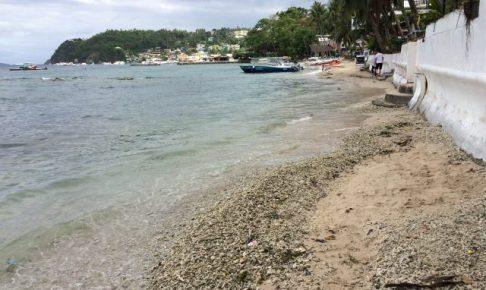 プエルトガレラ サバンビーチ 昼