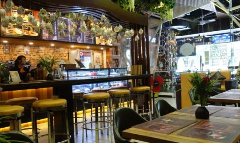 アンへレス カフェ