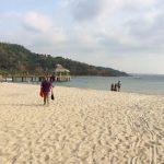 オロンガポ バレット ビーチ