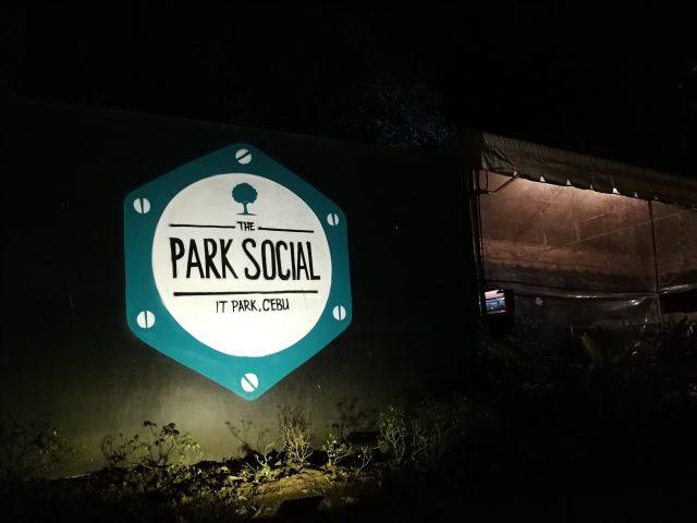 セブ島 ITパーク The Park Social
