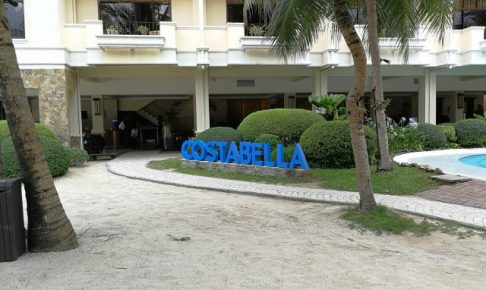 セブ Costabella Tropical Beach Resort