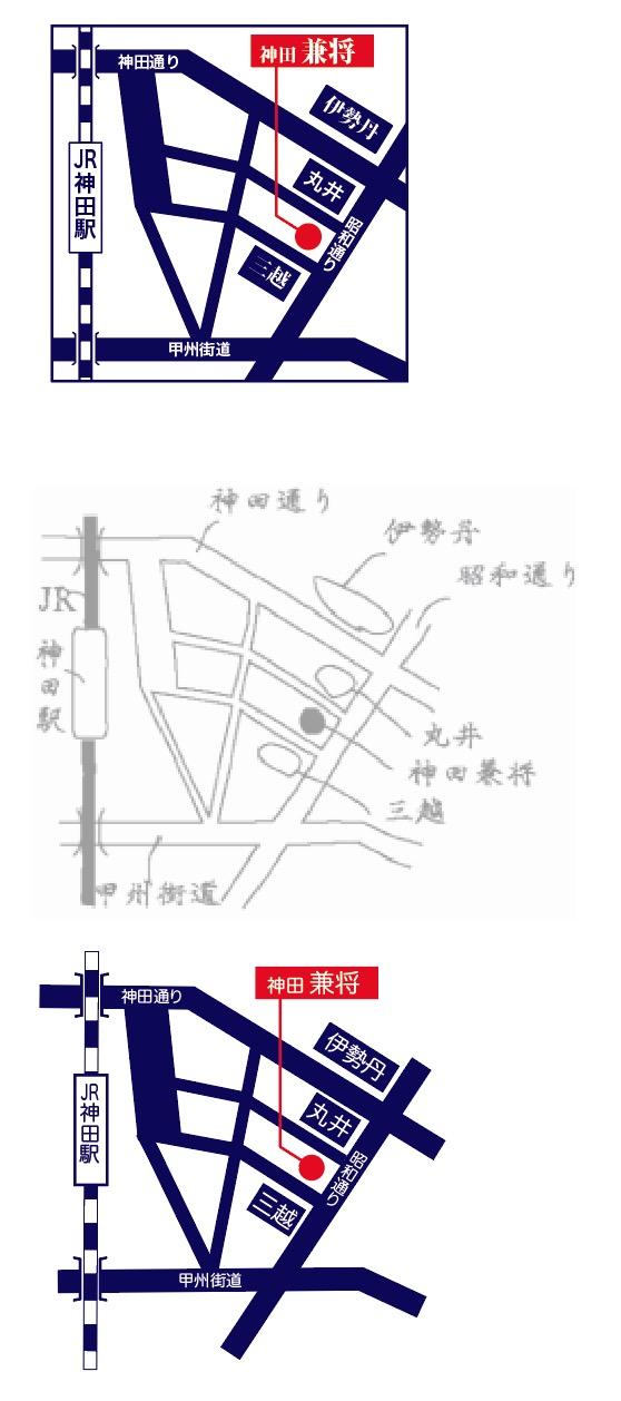 DTP 地図