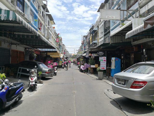 バンコク ホテル周辺