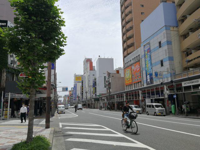 大阪日本橋